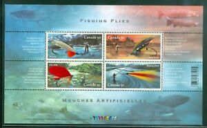 Feuillet-souvenir-Canada-Sc-2087