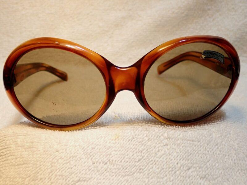 """1970 Riesig Landschildkröte Farbe Sonnenbrille Neostyle (deutschland) """" Sunda """""""