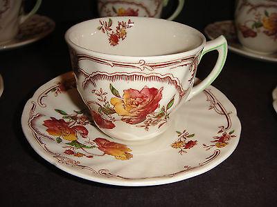 Royal Doulton Everyday Trailfinder tea cup /& saucer