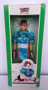 Street Fighter 2 Poupée Ii Chun Li Figurine neuve en boîte gratuite