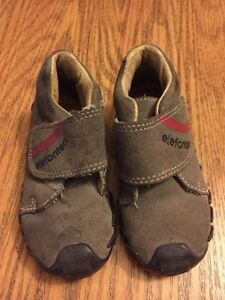 cd46aa0c600e Image is loading ELEFANTEN-Baby-Toddler-Boys-Shoes-LEATHER-Size-4-