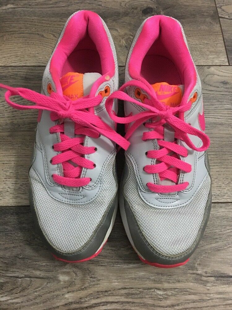 Nike Air Max Trainers Grey & Pink , Comfortable Seasonal price cuts, discount benefits