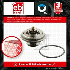 Coolant Thermostat fits VW SHARAN 7M 2.8 95 to 10 075121113D 075121113DS2 Febi
