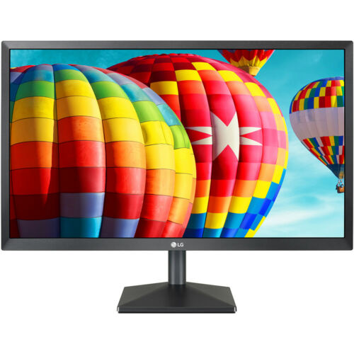 "LG 22/"" Full HD IPS 1920 x 1080 LED HDMI Monitor with AMD FreeSync Technology"