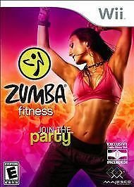 1 of 1 - Zumba Fitness - Nintendo Wii