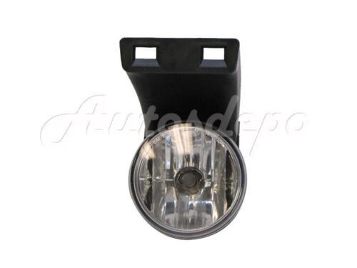FOR 99-01 DODGE PICKUP RAM 1500 F BUMPER UPPER FOG LIGH 4PC
