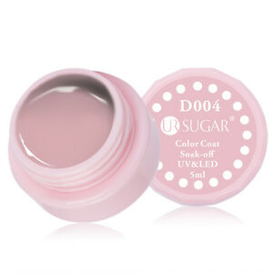 5ml-Soak-Off-UV-Gel-Nagellack-Gellack-Nail-Polish-Rosa-Farben-Nail-Art-UR-SUGAR