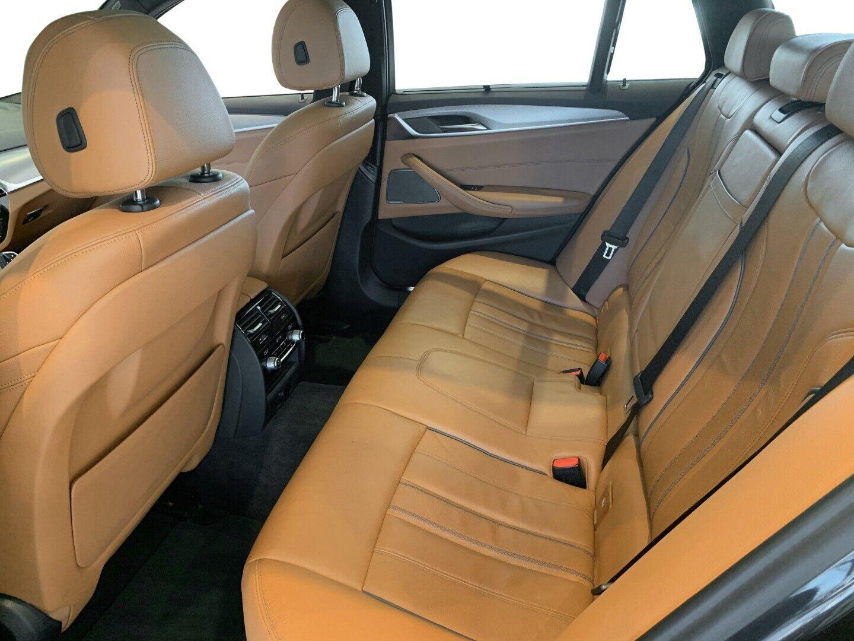 BMW 540d 3,0 Touring M-Sport xDrive aut.