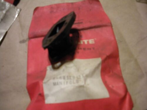 Nos oem HOMELITE chainsaw manifold homelite 68520-2