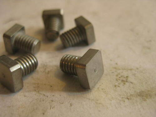 Reproduction BSA crank  chain ring bolts NEW