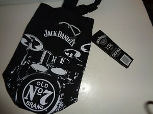 New-Jack-Daniels-Cinch-Sack-Black-Ltd-Edition-In-a-Music-Series-1-of-3-Designs