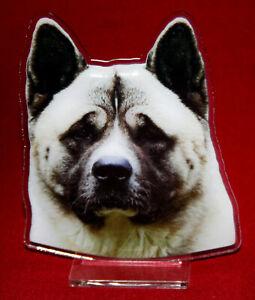 statuette-photosculptee-10x15-cm-chien-akita-americain-1-dog-hund-perro-cane