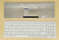 NEW for TOSHIBA Satellite L50-B L50D-B L50t-B Keyboard Portuguese Teclado White