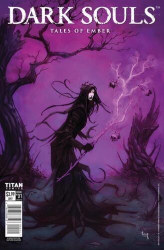 2017 Unlmtd Ship Same Cost 1st Print NM 9.4 Dark Souls Tales of Ember #1A