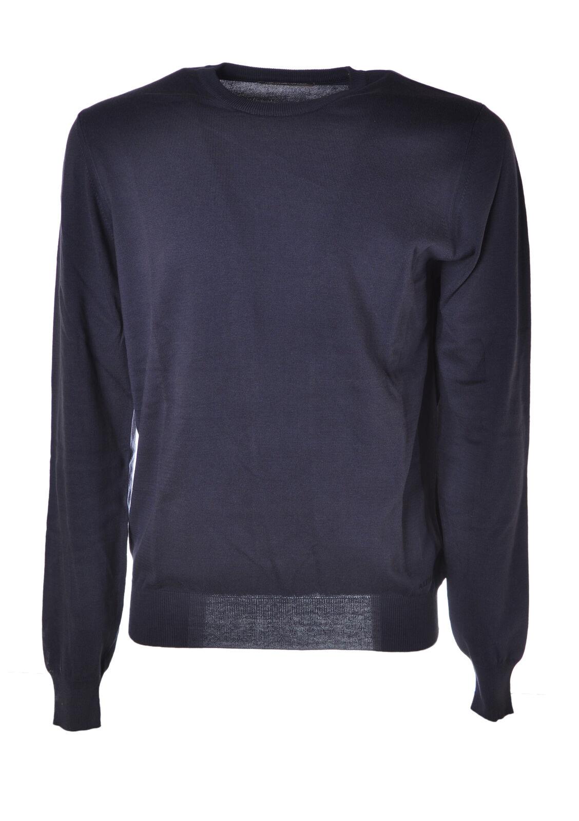 Alpha  -  Sweaters - Male - Blau - 4549923A185401