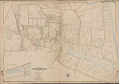 US CONFEDERATE STATES 1862 FL MAP Fort Lauderdale Myers Beach Pierce Walton HUGE