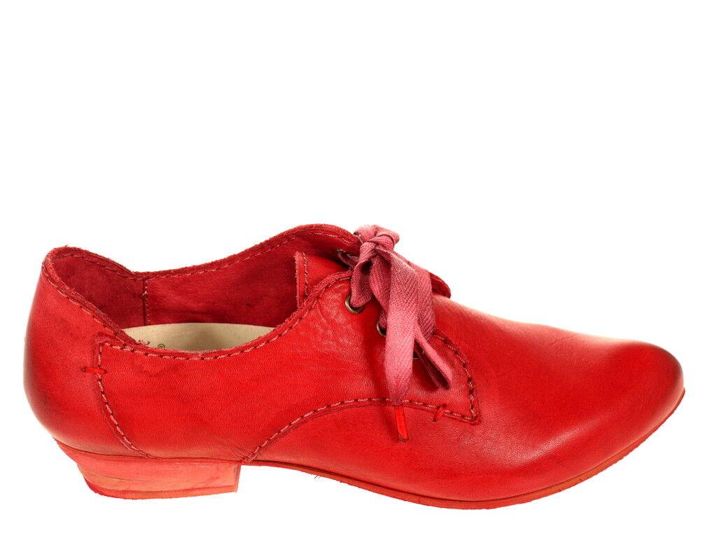 Rovers Schuhe Halbschuh Pumps 52004 rot Gr. Neu 39 Original Neu Gr. und OVP 41a0c0