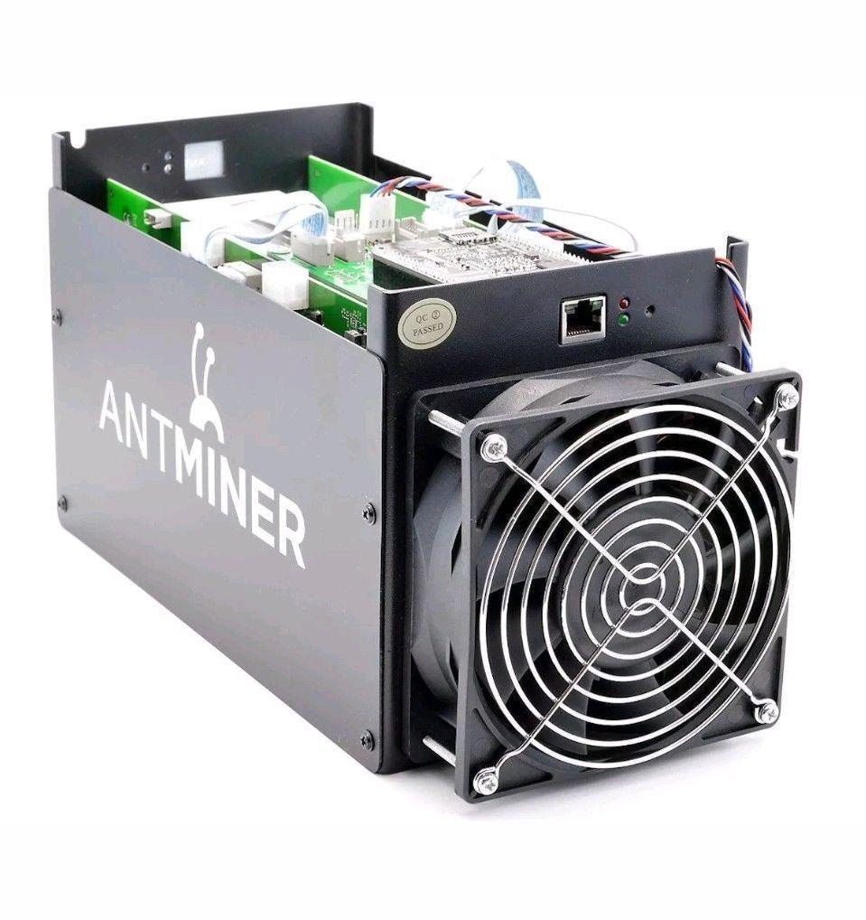 Bitmain Antminer S5 BTC Miner Bitcoin ASIC Mining Machine ...