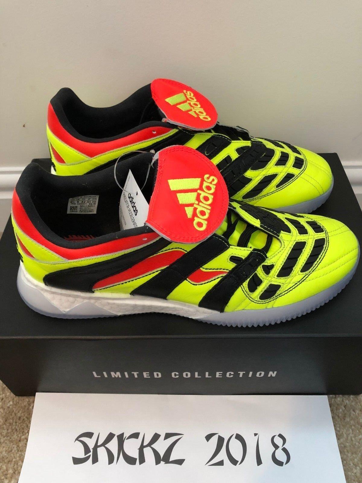 Adidas Predator Accelerator Ultra Boost UK8 2018 Mondo Cup DB