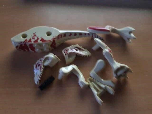 Figurer, Byg selv dinosaur, (flere forskellige)