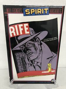 The-Spirit-Archives-Vol-22-Will-Eisner-DC-Comics-Hard-Cover-HC-Brand-New-Sealed
