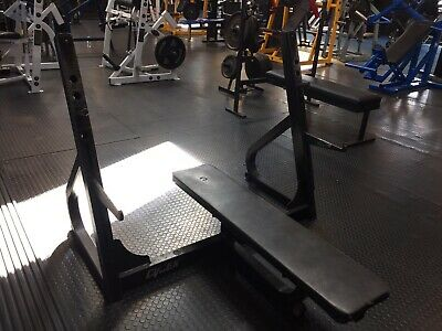 Cybex Pro Flat Bench Press Collect Before Second Lockdown ...