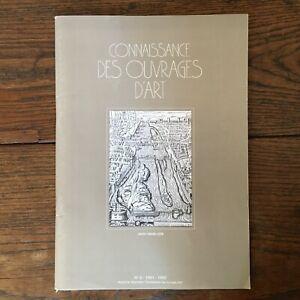 Notiziario Conoscenza Delle Lavori Arte N°6 Anjou Basso Loire 1991-92