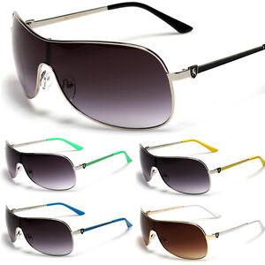 Gold Or Silver Frame Sunglasses : Khan Mens Fashion Aviator Sunglasses Silver Black Gold ...