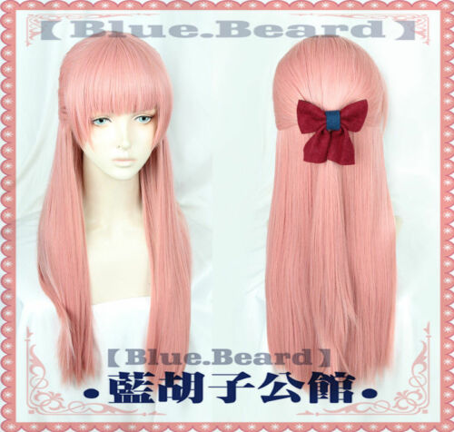 Wotaku ni Koi wa Muzukashii Otaku Momose Narumi Anime Cosplay hair wig CAP
