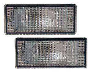 BMW-serie-3-E30-solo-M3-Indicador-Frontal-Transparente-Kit-de-lente