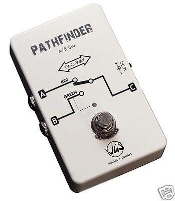 VGS pedale effetto - Pathfinder A/B - Switch 2 chitarre o switch 2 amplificatori