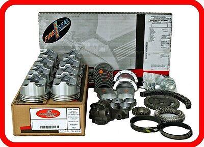 Enginetech Engine Rebuild Kit for 1976-1985 Chevrolet SBC 305 5.0L OHV V8