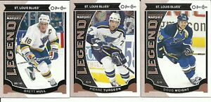 Brett-Hull-2015-16-15-16-OPC-O-PEE-CHEE-Marquee-Legend-SP-551-St-Louis-Blues