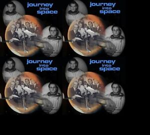 JOURNEY-INTO-SPACE-53-episodes-On-One-Audio-CD