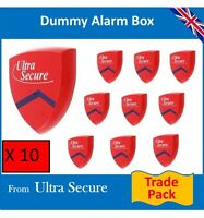Dummy Siren For Use With The Wireless Smart Alarms (trade Pack).