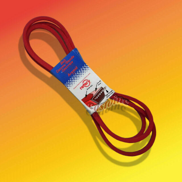 4L290 Heavy Duty Aramid V-Belt 1//2 x 29 Use where HD Belt is needed USA