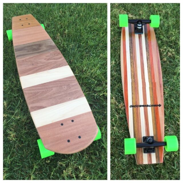 Longboard (2 Sided) 36x10 - Solid Wood - Tartacay