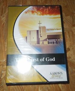 Details about The Thirst Of God by Bishop T  D  Jakes (Audio CD) **BRAND  NEW**POTTER'S HOUSE**