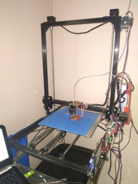 Flsun C Plus Touch Screen Dual Nozzle 3d Printer i3 Plus DIY Kit with Auto Level