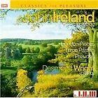 Ireland: London Pieces/Three Pastels/Preludes (1995)
