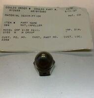 Goulds Pumps A01015a02 3755m 2x2 1/2-9 Nut Impeller (loc1130)