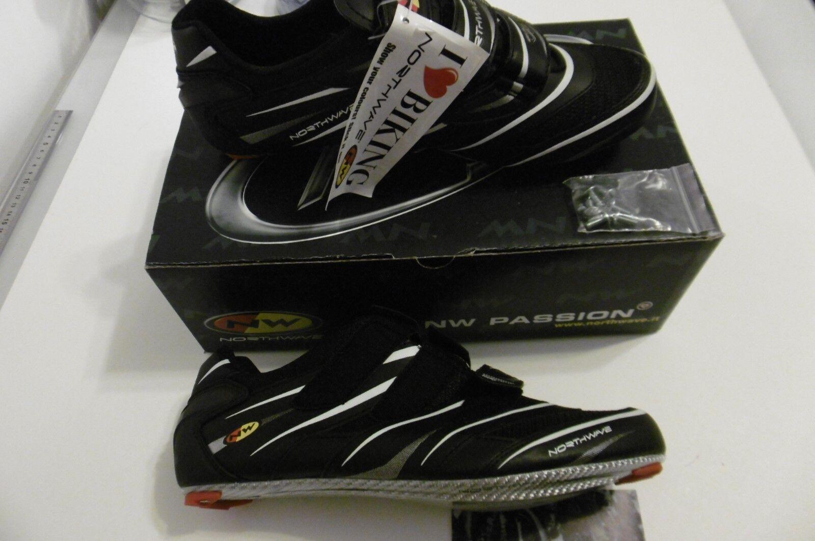 NORTHWAVE Negro zapatos Cochebon composite Flow sistema Talla 45 nuevo  Air En Caja  El nuevo outlet de marcas online.