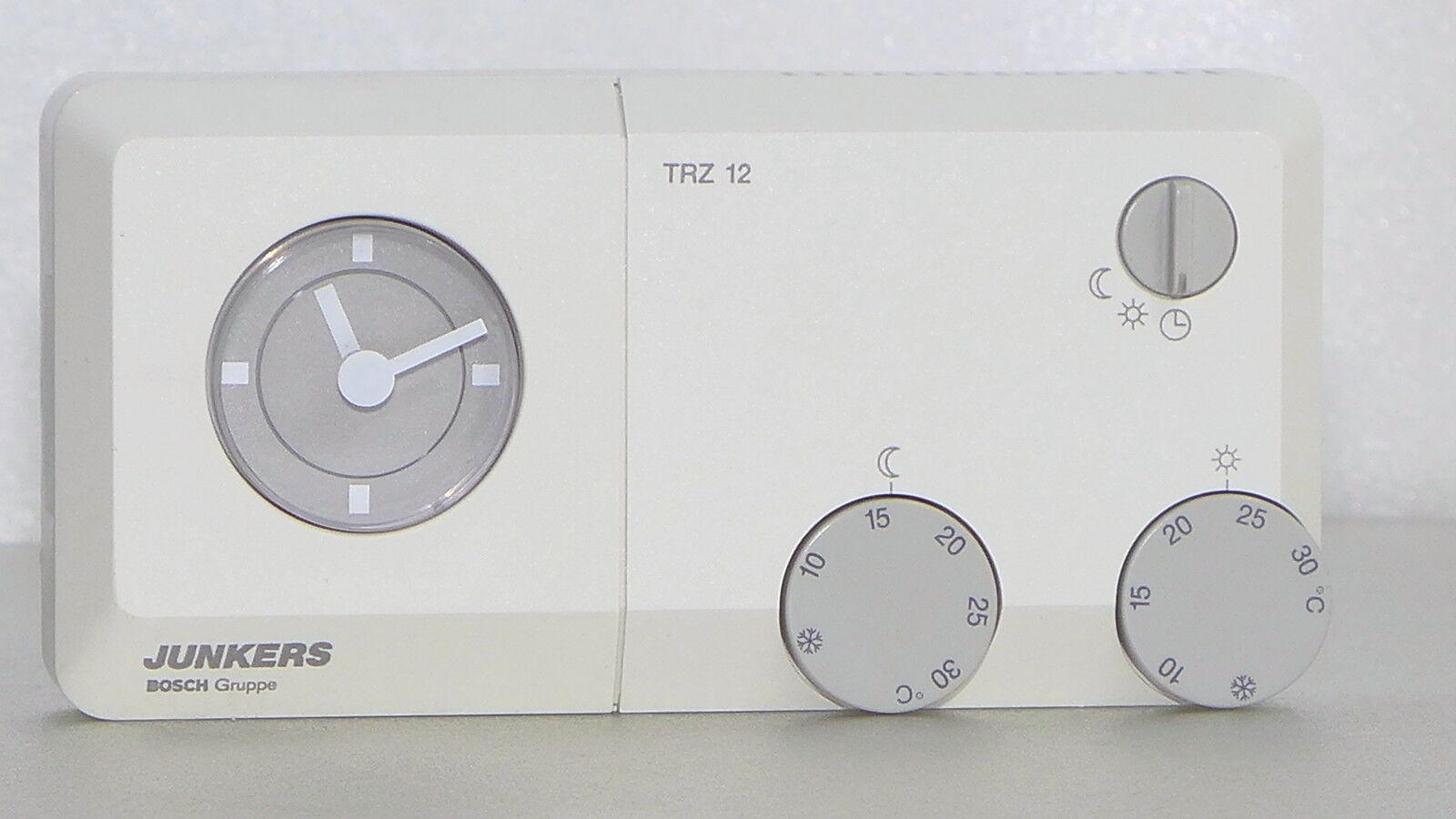 Junkers TRZ 12T  TRZ12T  TRZ 12W    TRZ12W bd8c33