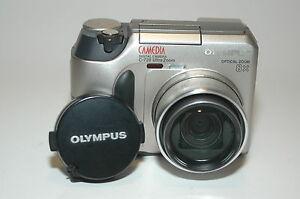 olympus camedia c 720 digital camera ultra zoom 50332137295 ebay rh ebay com C720uz Olympus Cameras
