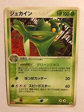 Pokemon Card / Carte Sceptile Promo 063/PCG-P