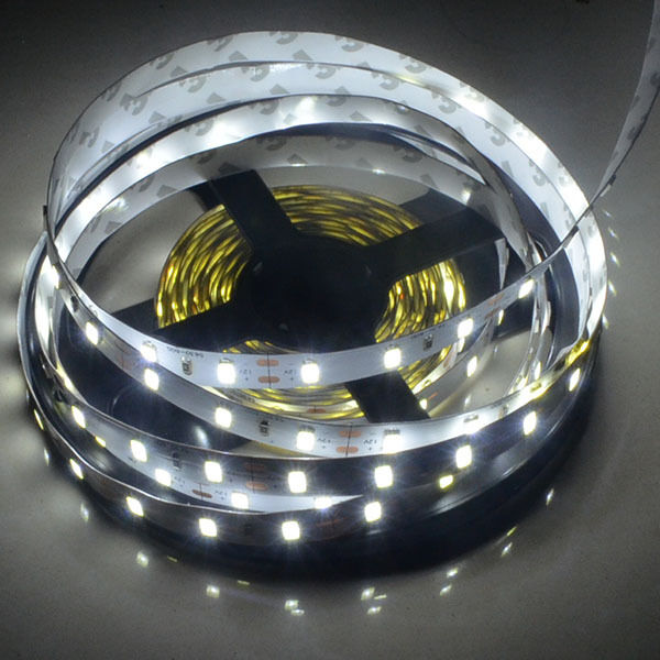 1/2/3/4/5M SMD 60LED/M 3528 5050 5630 7020 IP20 / IP65 DIY Flexible Strip 12V DC