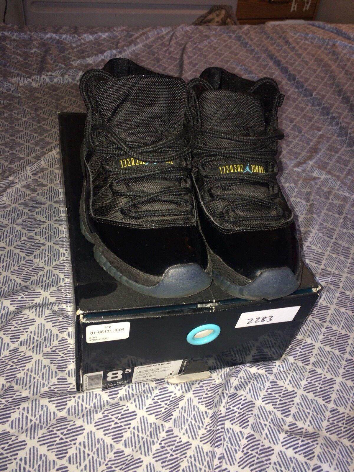 Air Jordan 11 Gamma bluee Sz 8.5
