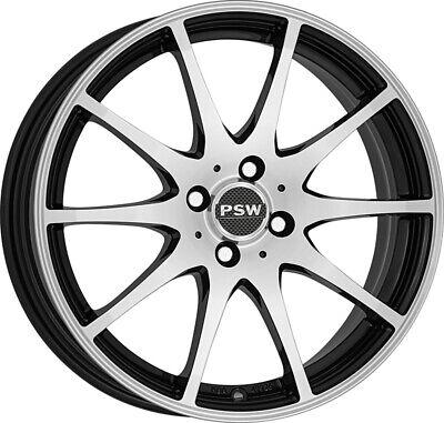 """Cerchi in lega PSW NEVADA SILVER compatibile Fiat PUNTO 188 1999/>2005 15/"""" 6J 4X1"""