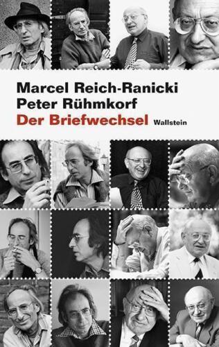 1 von 1 - Der Briefwechsel von Marcel Reich-Ranicki und Peter Rühmkorf (2015, Gebundene A…