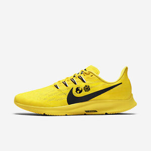 Details about Nike Air Zoom Pegasus 36 CODY [CI1723 700] Men Running Shoes Chrome Yellow